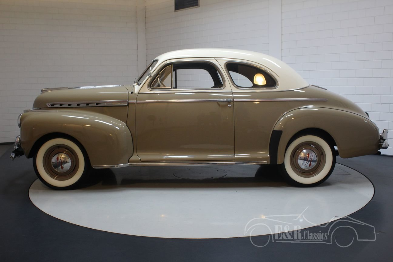 Chevrolet Special Deluxe 1941 2-door Coupé For Sale (picture 5 of 6)