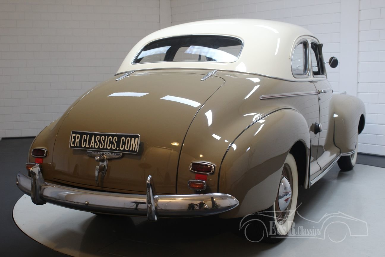 Chevrolet Special Deluxe 1941 2-door Coupé For Sale (picture 6 of 6)