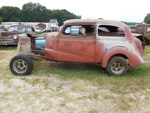 1937 Chevrolet Master Deluxe Coupe HotRod Project $4.9k