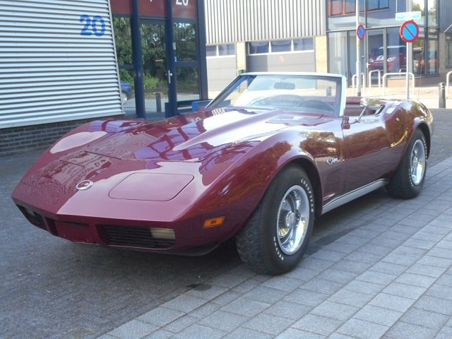 1974 CHEVROLET CORVETTE C3 CONVERTIBLE L82!!! For Sale (picture 1 of 6)