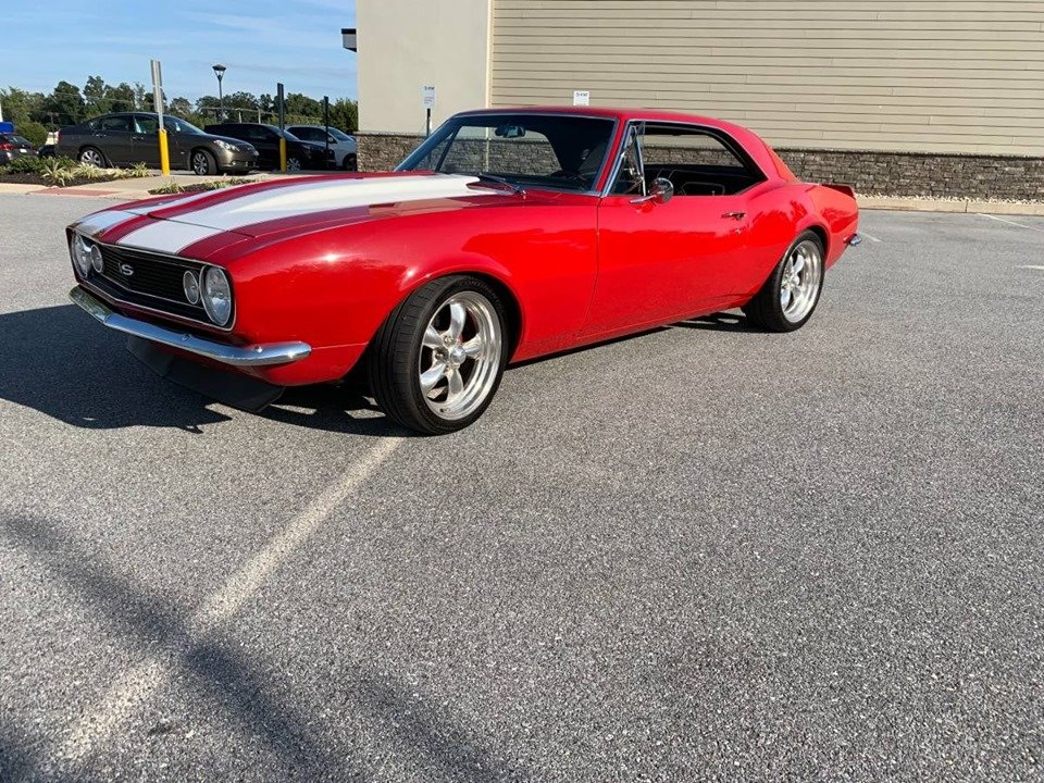 1967 Chevrolet Camaro SS tribute (Exton, PA) $39,995 obo For Sale (picture 1 of 6)