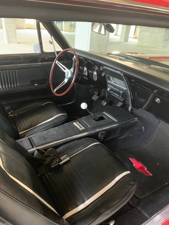 1967 Chevrolet Camaro SS tribute (Exton, PA) $39,995 obo For Sale (picture 4 of 6)