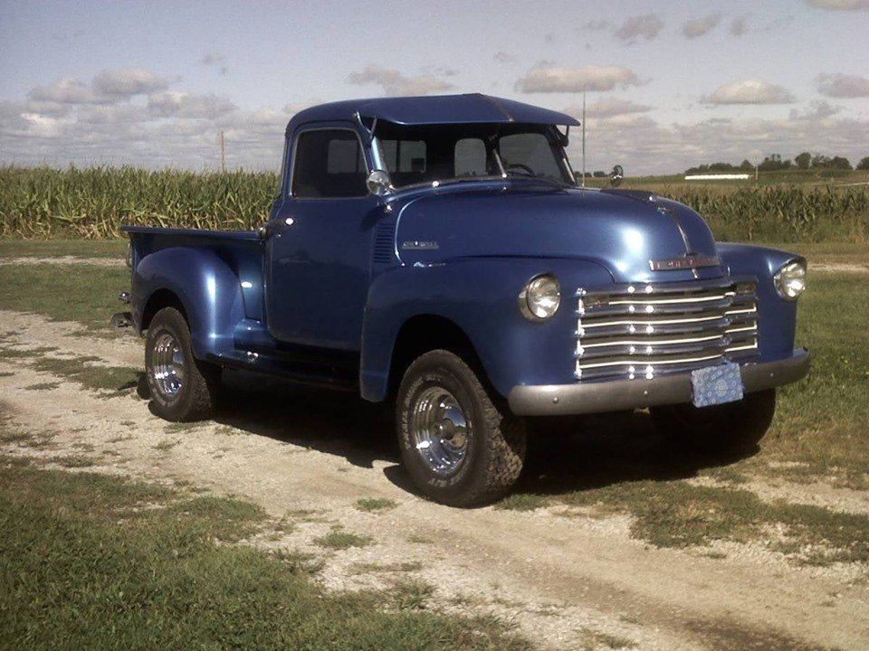 1950 Chevrolet 3100 (Corydon, IA) $42,500 obo For Sale (picture 1 of 6)