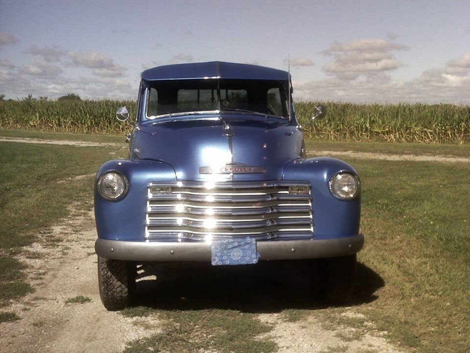1950 Chevrolet 3100 (Corydon, IA) $42,500 obo For Sale (picture 3 of 6)