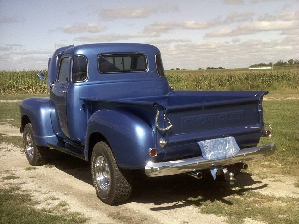 1950 Chevrolet 3100 (Corydon, IA) $42,500 obo For Sale (picture 4 of 6)