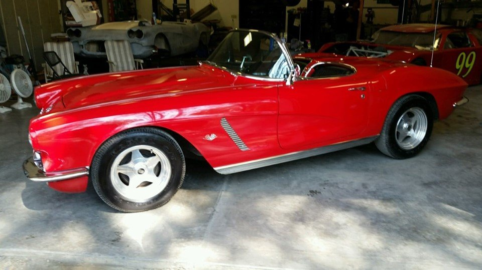1962 Chevrolet Corvette Convertible (Grants Pass, OR) For Sale (picture 2 of 5)