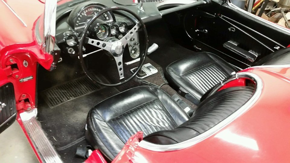 1962 Chevrolet Corvette Convertible (Grants Pass, OR) For Sale (picture 3 of 5)