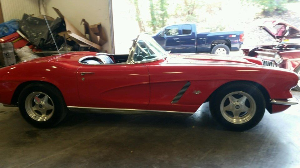 1962 Chevrolet Corvette Convertible (Grants Pass, OR) For Sale (picture 4 of 5)