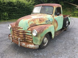 1952 chevrolet stepside 3100 For Sale