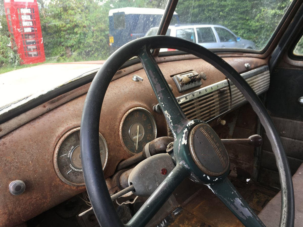 1952 chevrolet stepside 3100 For Sale (picture 4 of 6)