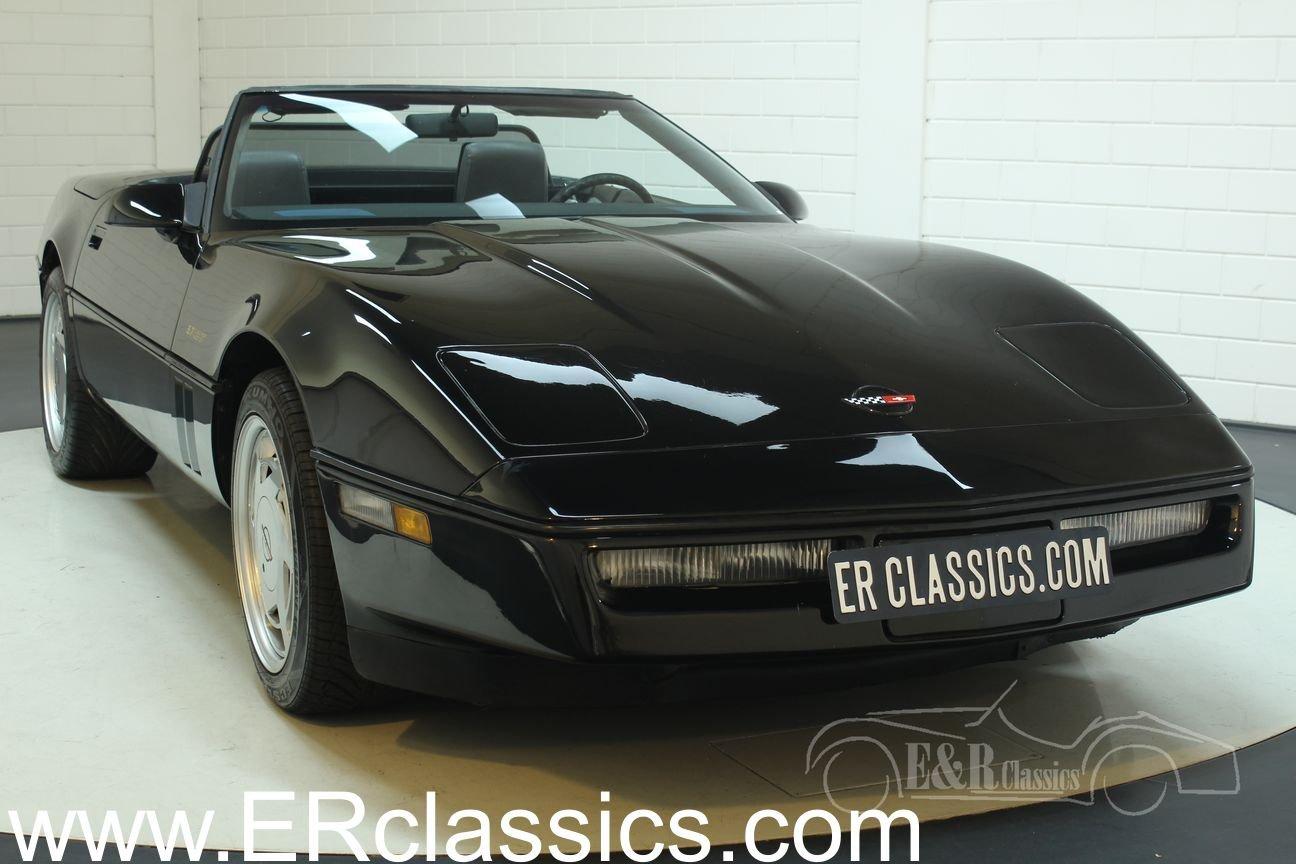 Chevrolet Corvette C4 1986 Cabriolet 5.7 V8 TPI For Sale (picture 1 of 6)