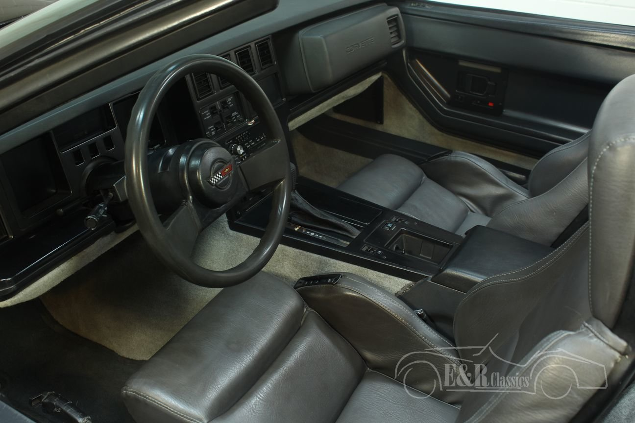 Chevrolet Corvette C4 1986 Cabriolet 5.7 V8 TPI For Sale (picture 3 of 6)