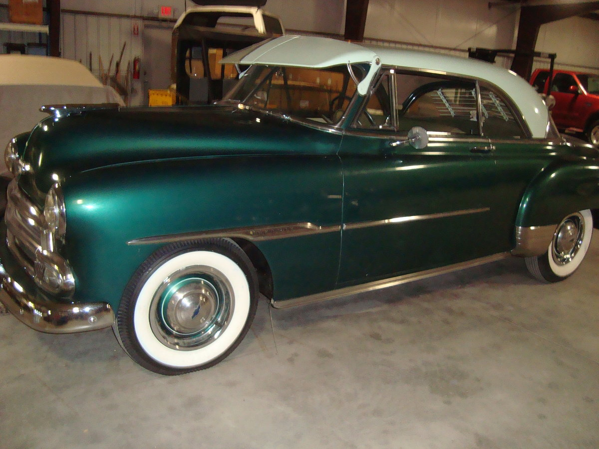 1951 Chevrolet Bel Air 2DR HT For Sale (picture 1 of 6)
