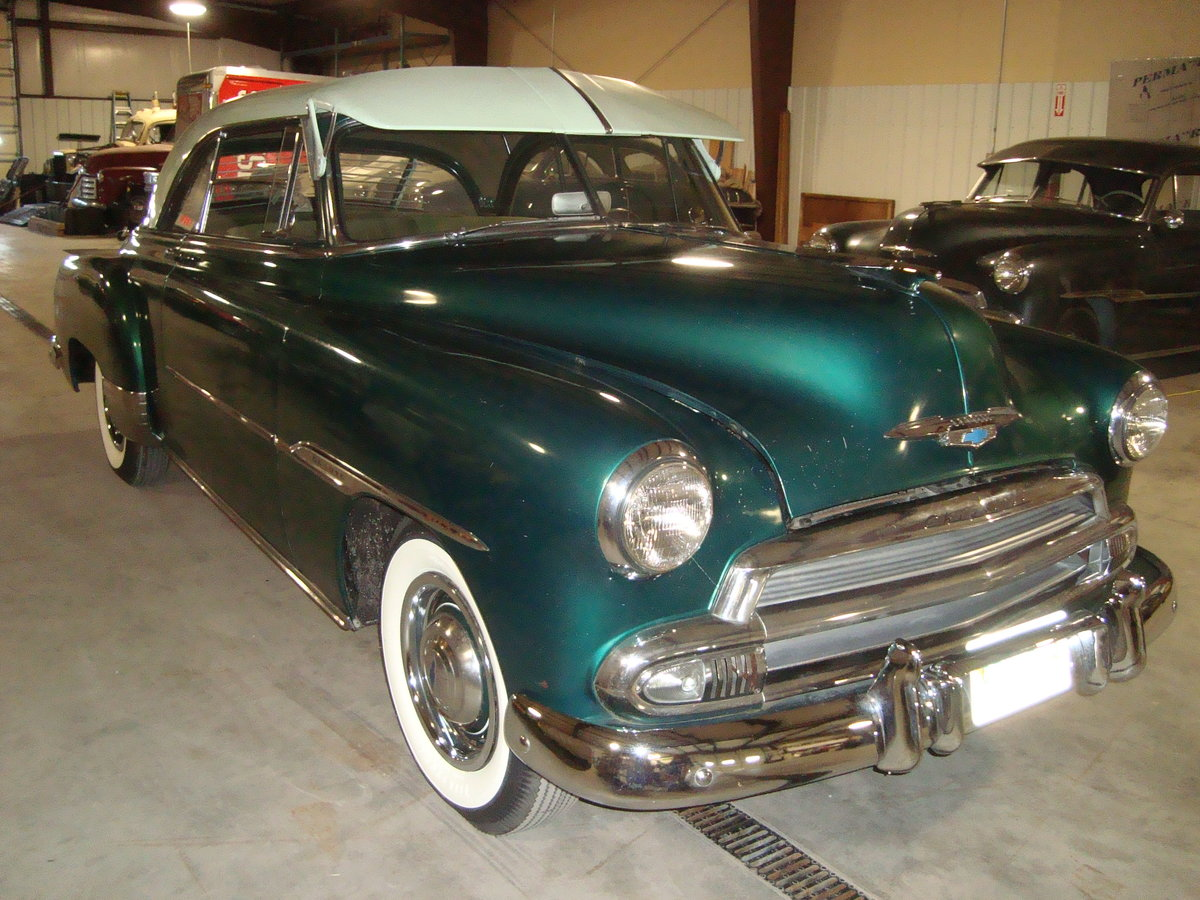 1951 Chevrolet Bel Air 2DR HT For Sale (picture 2 of 6)
