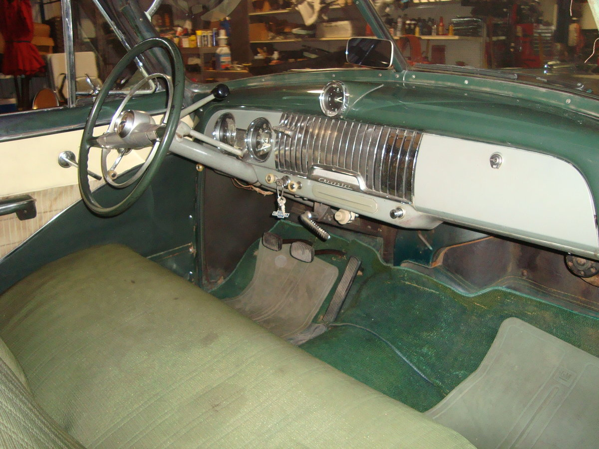 1951 Chevrolet Bel Air 2DR HT For Sale (picture 4 of 6)