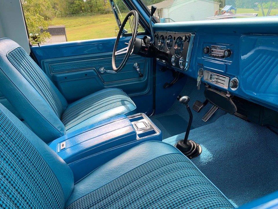 1972 Chevrolet K5 Blazer 4x4 (Austinville, VA) $59,900 obo For Sale (picture 5 of 6)