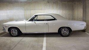 1966 Chevelle SS396 4 speed+ Hurst Shifter Restored $49.9k