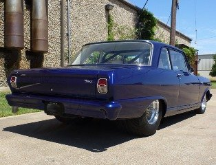 1964 Chevrolet  Chevy II Nova Fast 600-HP Pro Street $65k For Sale (picture 2 of 6)
