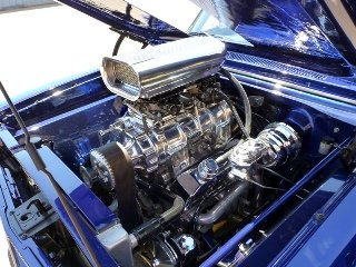 1964 Chevrolet  Chevy II Nova Fast 600-HP Pro Street $65k For Sale (picture 6 of 6)