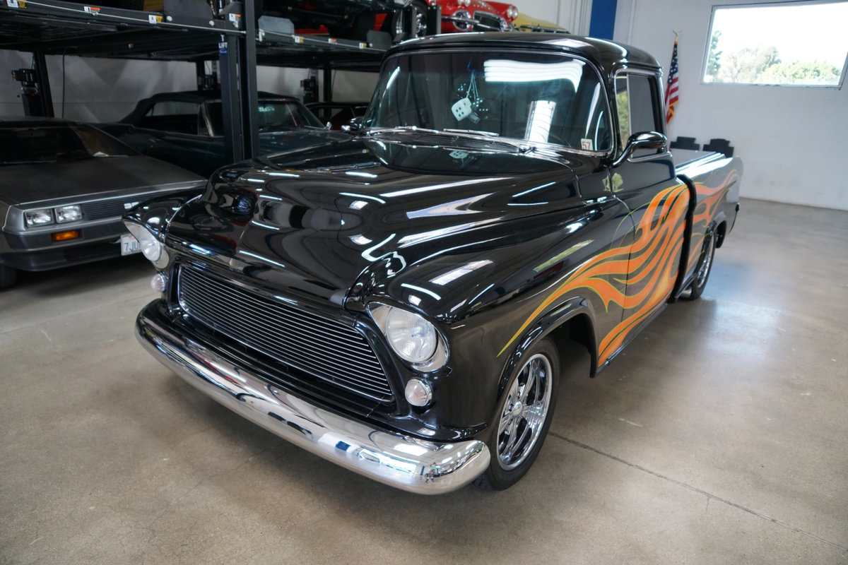 1957 Chevrolet Cameo Custom Pick Up SOLD (picture 1 of 6)