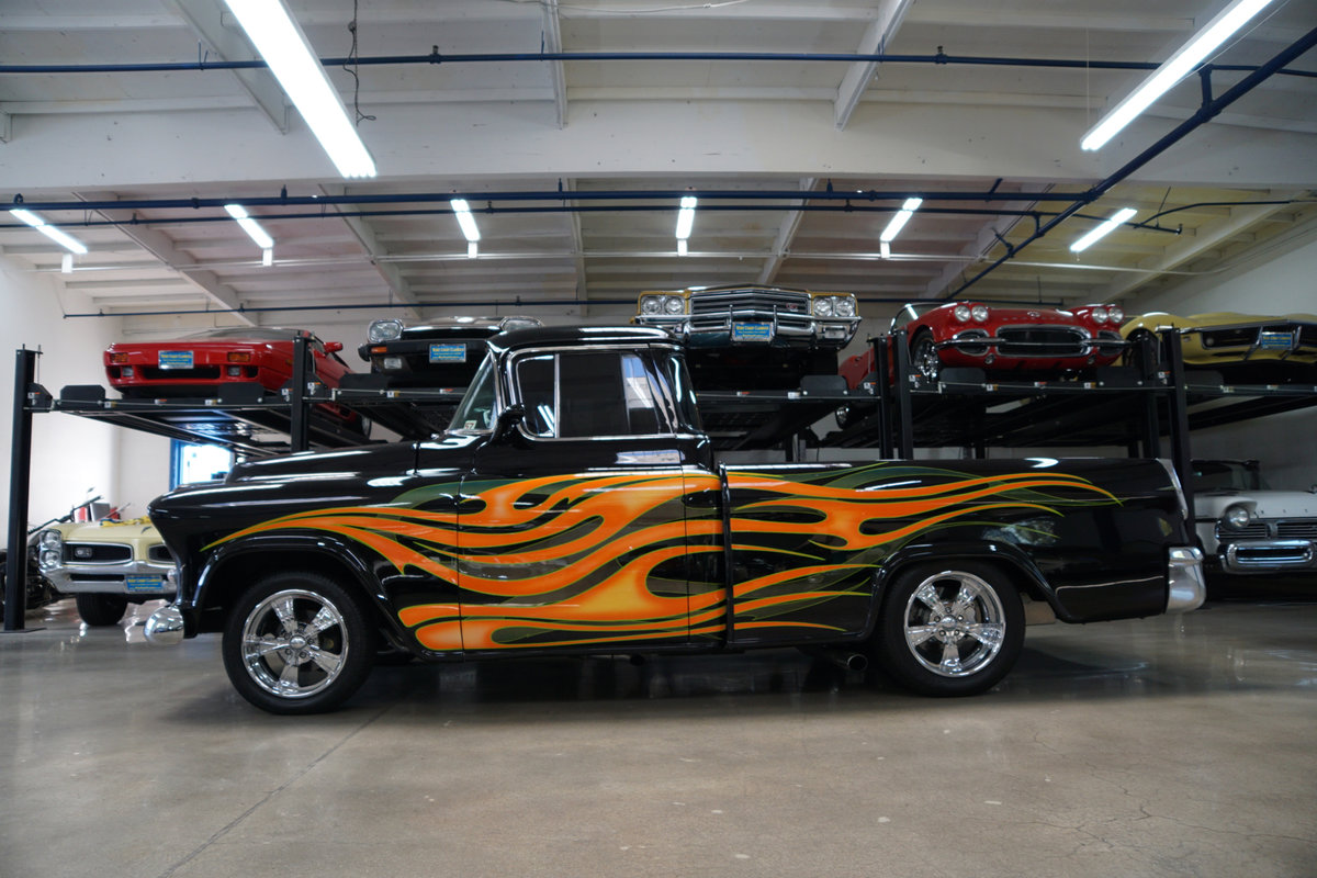 1957 Chevrolet Cameo Custom Pick Up SOLD (picture 2 of 6)