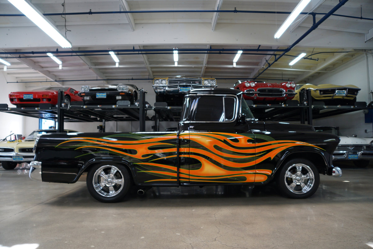 1957 Chevrolet Cameo Custom Pick Up SOLD (picture 3 of 6)