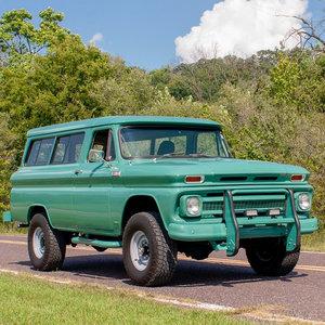 1965 Chevrolet Suburban 4x4 Fresh 454 Full Restored + AC