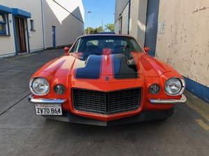 Chevrolet Camaro SS 1972
