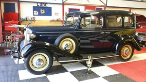 1934 Chevy Master Deluxe Fully Restored Great Price