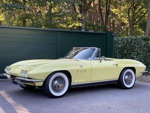 1966 Chevrolet Corvette C2 convertible For Sale