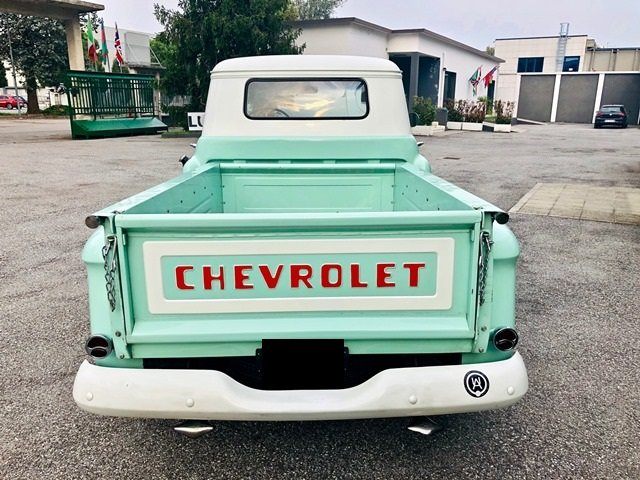 1957 Chevrolet - 3100 Pick Up SOLD (picture 2 of 6)