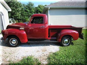 1951 Frame Off Desirable Classic Short Bed For Sale