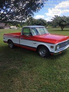 1972 Chevrolet Cheyenne (Judsonia, AR) $36,500 obo