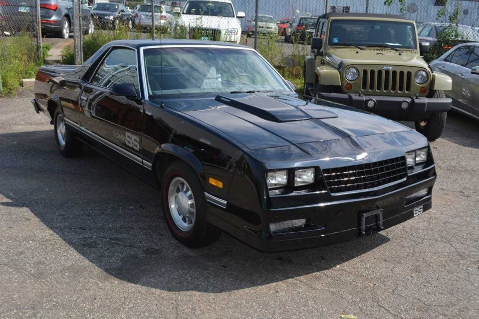 1987 Chevrolet El Camino SS (Watertown, CT) $26,500 obo For Sale (picture 1 of 6)