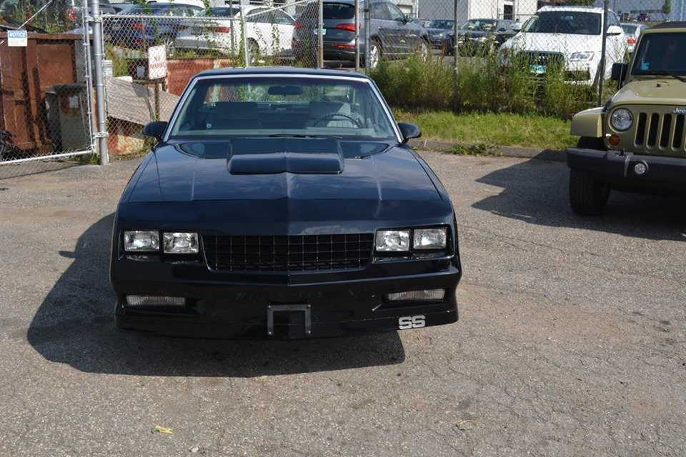 1987 Chevrolet El Camino SS (Watertown, CT) $26,500 obo For Sale (picture 2 of 6)