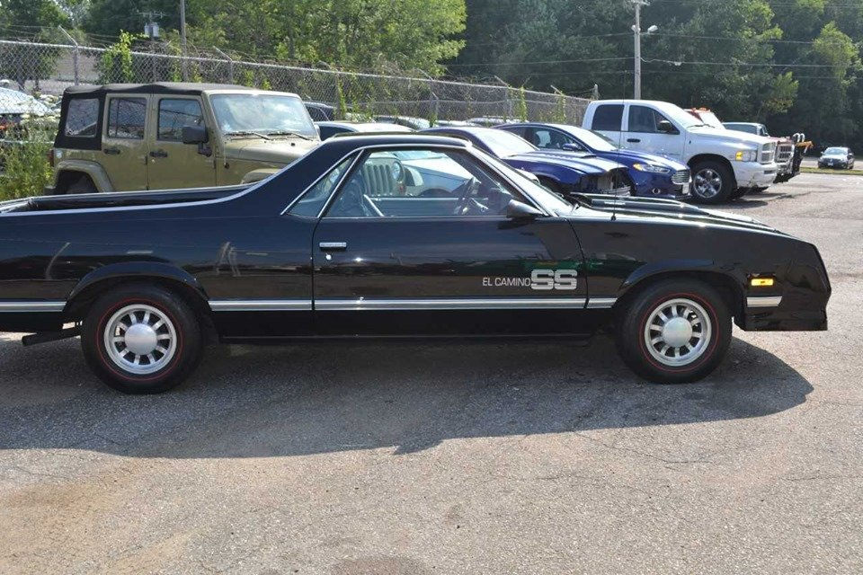 1987 Chevrolet El Camino SS (Watertown, CT) $26,500 obo For Sale (picture 4 of 6)