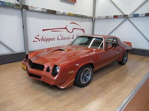 1980 Chevrolet Camaro Berlinetta 6.3L 383CU For Sale