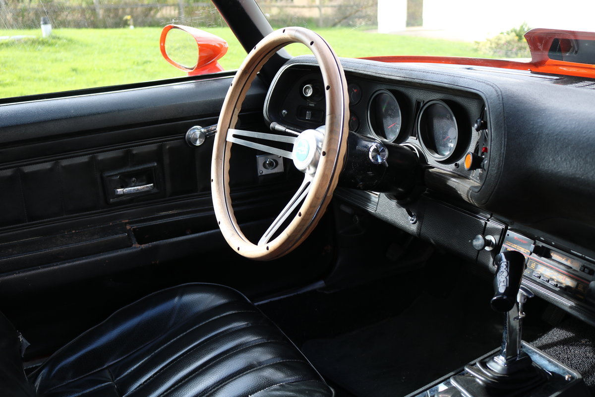 Chevrolet Camaro SS 1972 For Sale (picture 3 of 5)