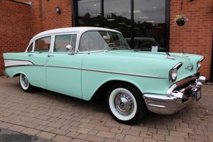 1957 Chevrolet Two-Ten 265 V8 | Fully Restored SOLD