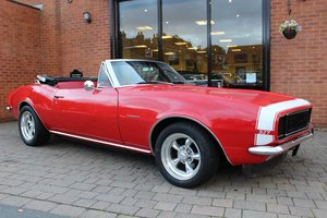 1967 Chevrolet Camaro 327 V8 Convertible Auto | Immaculate  For Sale