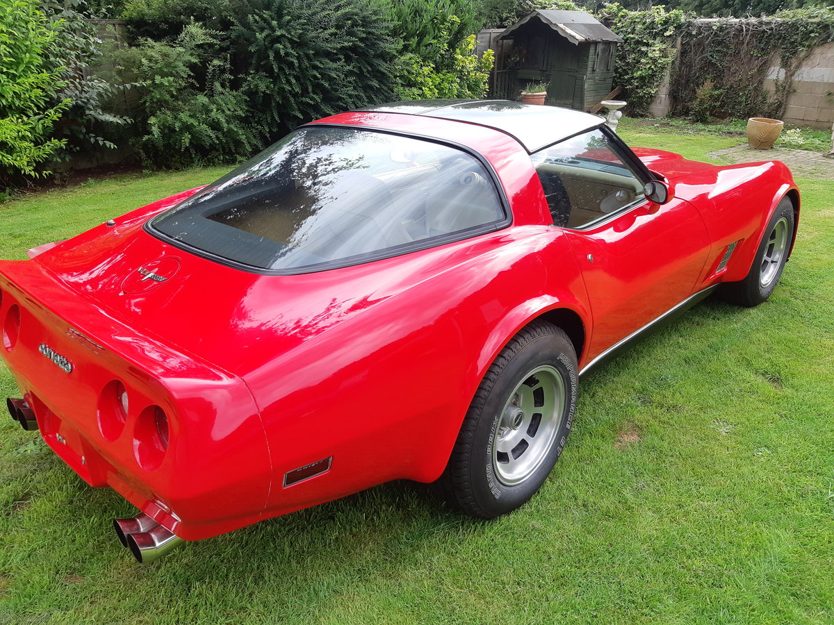 One of the best 1980 corvettes available.  For Sale (picture 1 of 5)