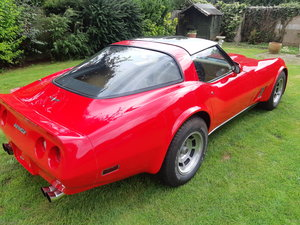 One of the best 1980 corvettes available.