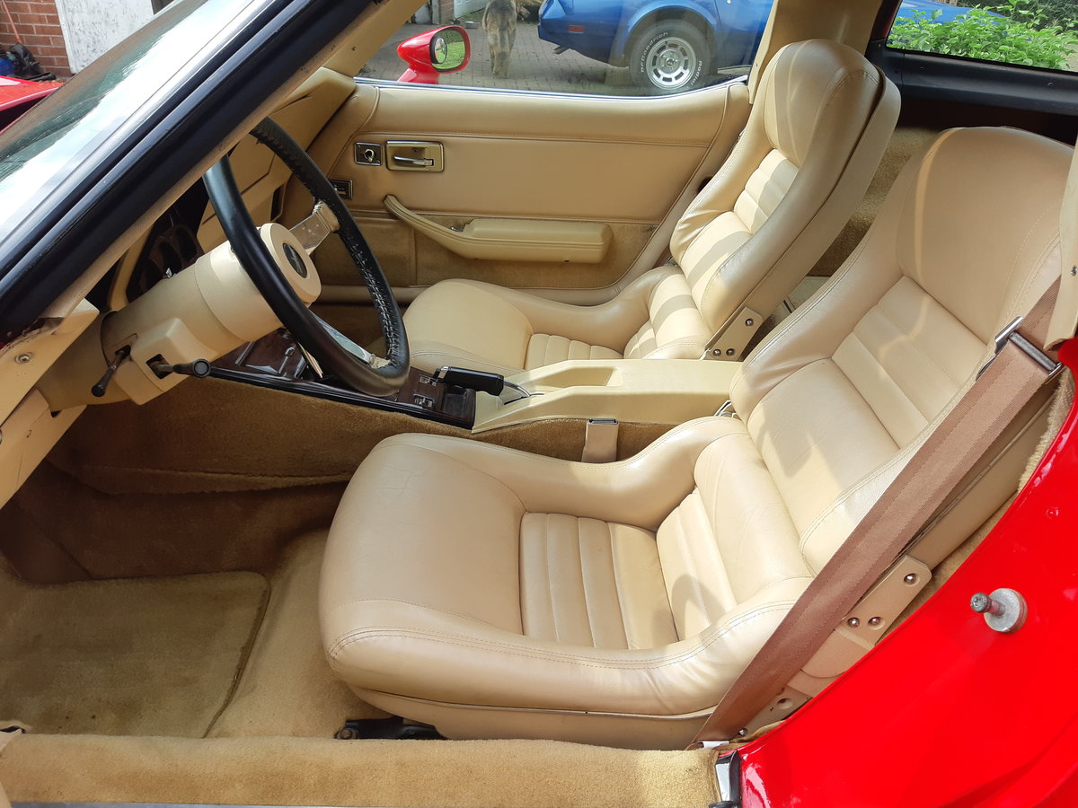 One of the best 1980 corvettes available.  For Sale (picture 2 of 5)