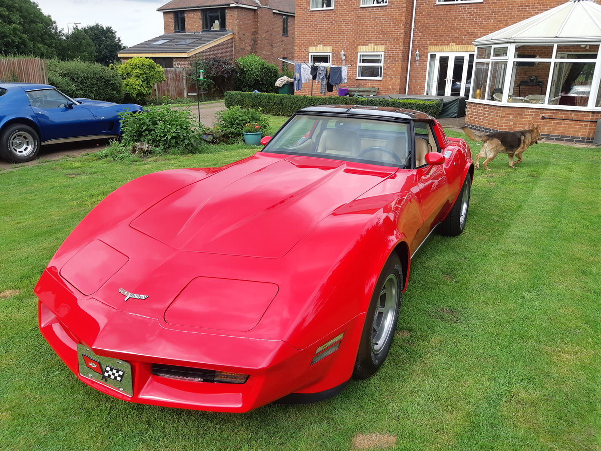 One of the best 1980 corvettes available.  For Sale (picture 5 of 5)