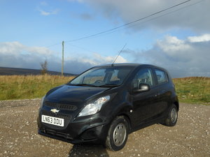 2013 Chevrolet Spark 1.0 Ls 5 Door AC Low Miles £30 Tax SOLD