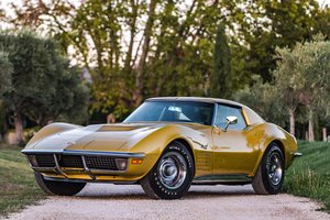 1971 Chevrolet Corvette Stingray LT 1 coupé  No reserve      For Sale
