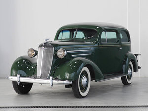 1936 Chevrolet Master DeLuxe Sedan For Sale by Auction