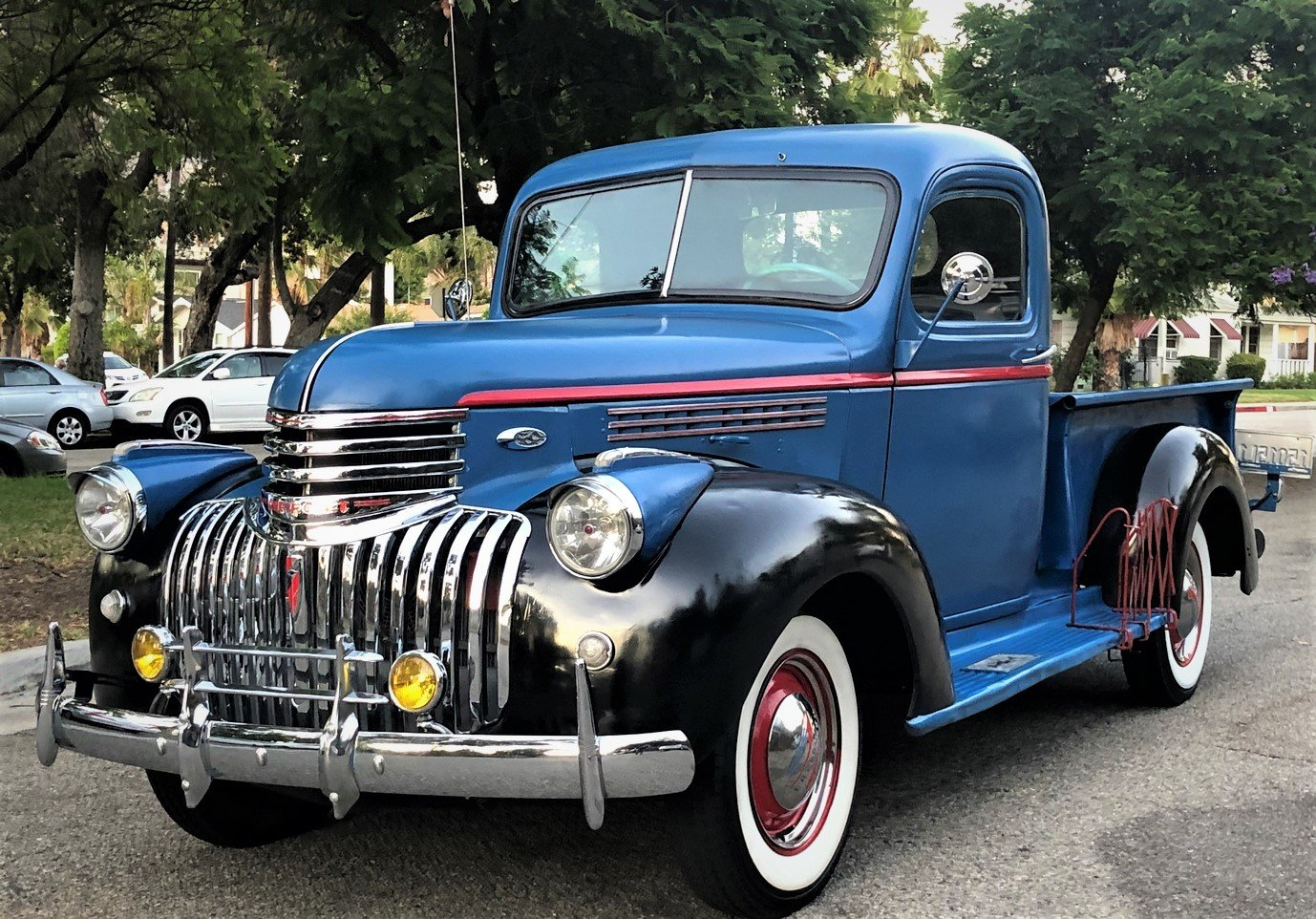 1941 CHEVROLET 1/2-TON PICKUP For Sale (picture 1 of 6)