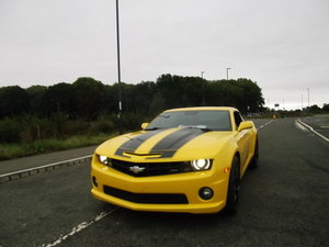 2011 Chevrolet Camaro 6.2ss 6 Speed Manual, Needs Work,