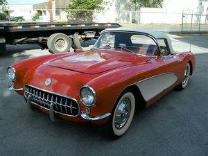 1957 Chevrolet Corvette For Sale by Auction